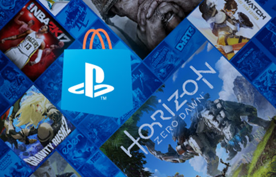 big selection of free PS4 games
