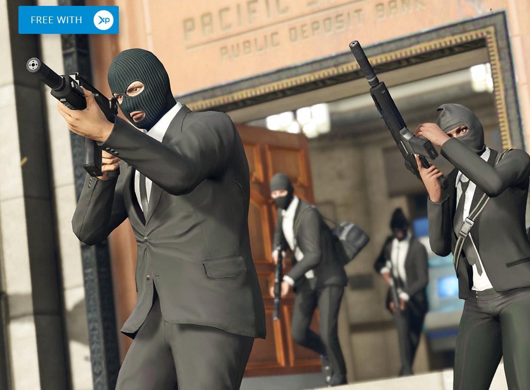 Heist on Free GTA 5