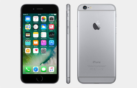 silver free iphone 6 plus