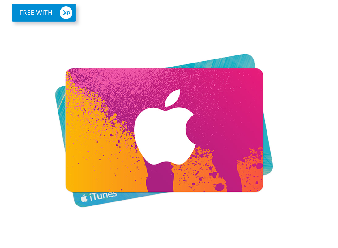 choice of free itunes gift cards