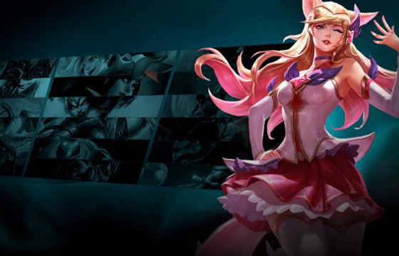 Ahri and other skins with free Riot Points