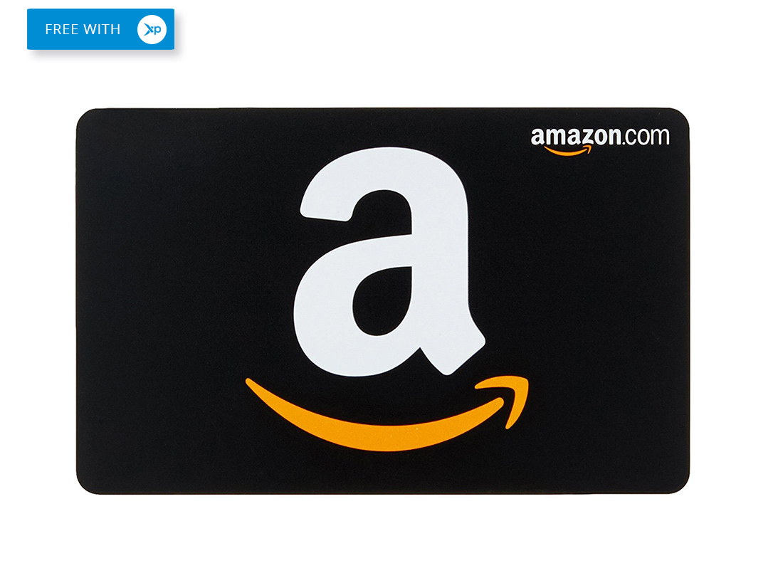 free Amazon gift cards in black