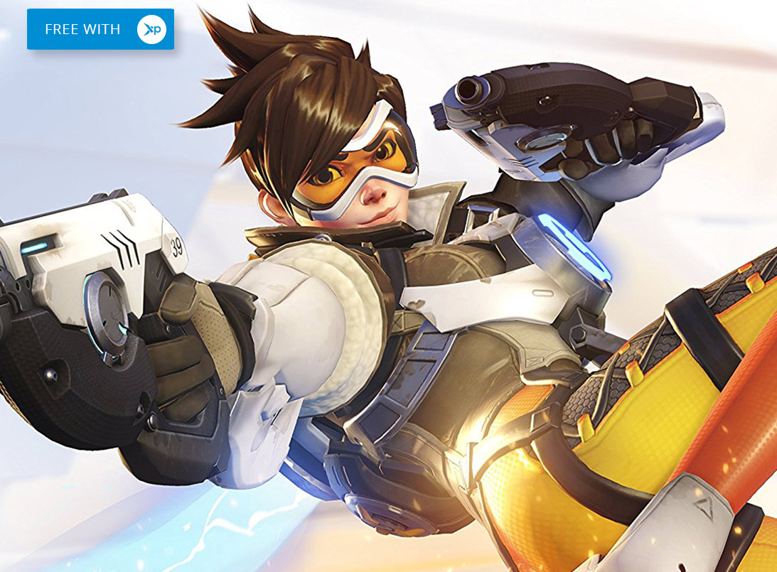 the best heroes all on Overwatch Free