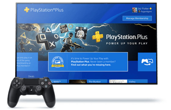find free ps4 games in the store