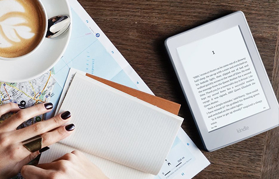 portable free kindle